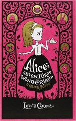 alice's adventures in wonderland leatherbound