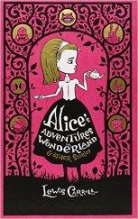 alice's adventures in wonderland leatherbound