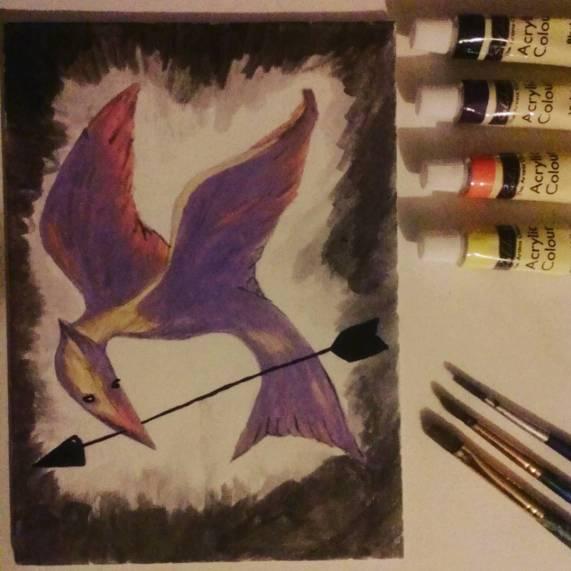 Mockingjay painting.jpg