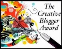 The Creative Blogger Award