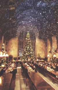 hogwarts christms