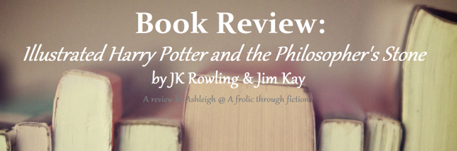 Illustrated harry potter review