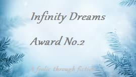 infinity dreams award 2