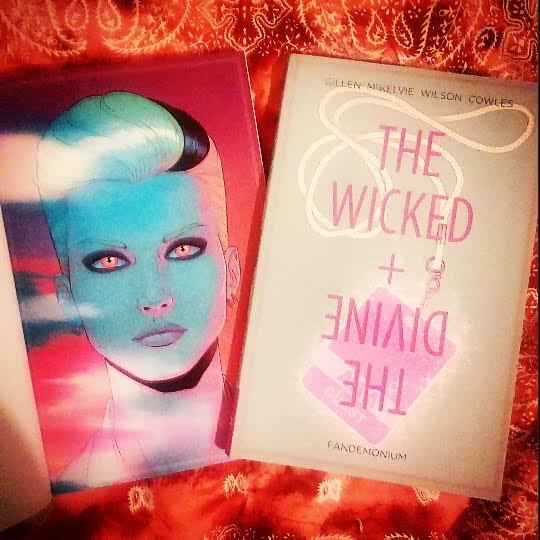 The Wicked and The Divine volumes 1 & 2