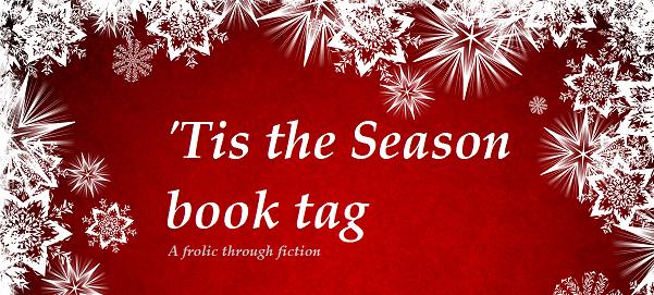 'tis the season book tag