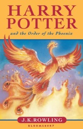 HP and the Order of the phoenix