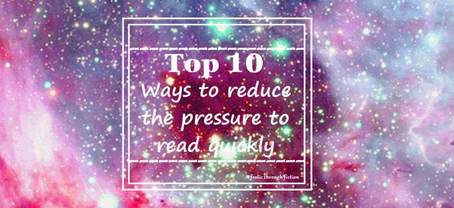 reduce pressure