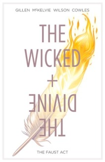 wicked and the divine 1