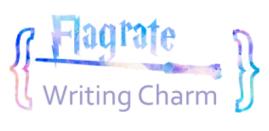 writing charm