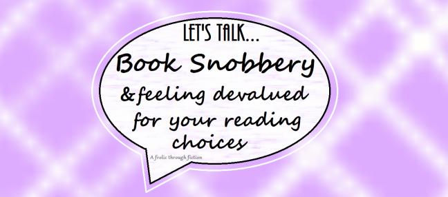 book snobbery