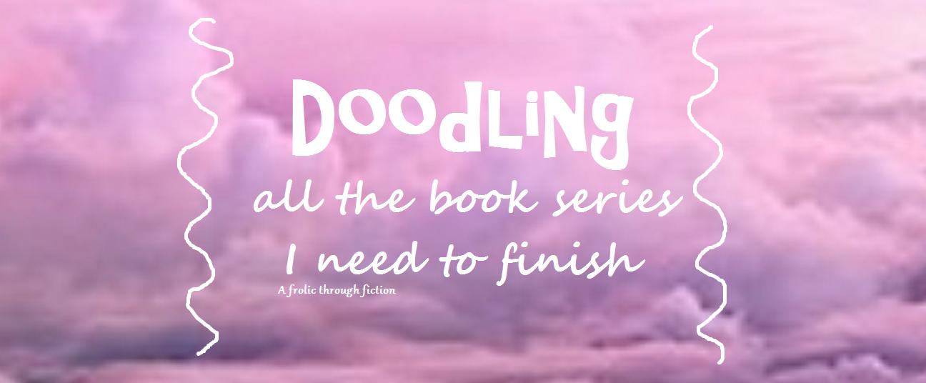 doodling book series