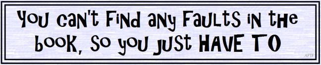 no faults