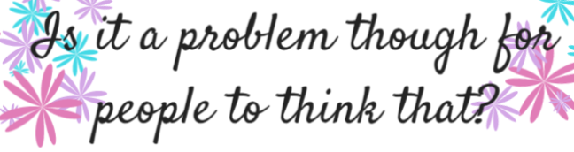 is it a problem