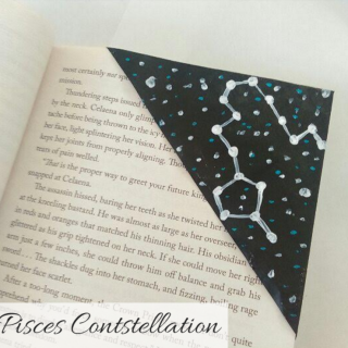 bookmark - pisces