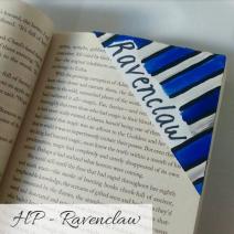 bookmark - ravenclaw