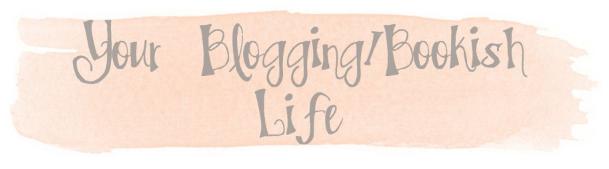 blogging-bookish-life