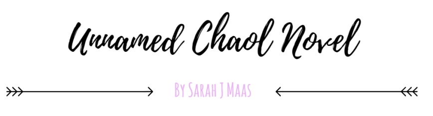 chaol-novel