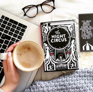night circus bookmark