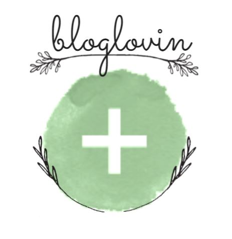 watercolour bloglovin logo - links to A Frolic Through Fiction bloglovin profile