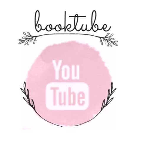 Youtube logo for Booktube link