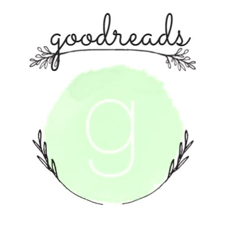 watercolour Goodreads logo - used to link to A Frolic Through Fiction Goodreads profile