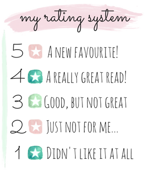 book review rating system