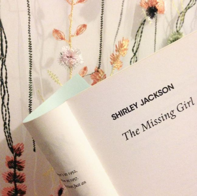 Penguin Modern edition of The Missing Girl by Shirley Jackson - links to Goodreads page