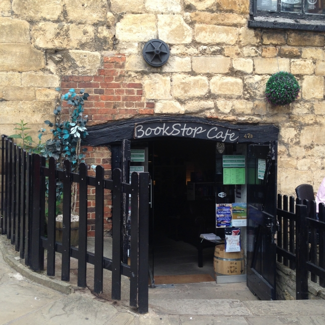 The Bookstop Cafe in Lincoln