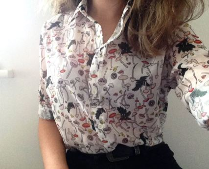 Fairytale woodland print shirt from ASOS