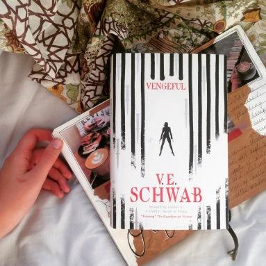 Vengeful by V.E. Schwab