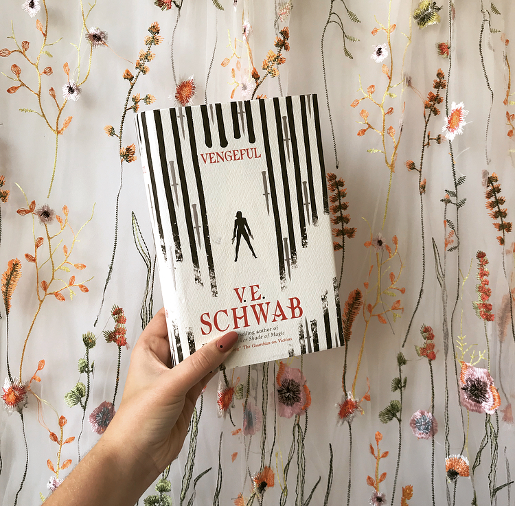 vengeful by V.E. Schwab